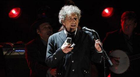 Bob Dylan, now 73, was 24 when he recorded the song in 1965. (Source: Reuters)