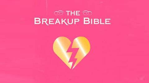 Try The Breakup Bible if you've faced a rough patch in your love life.