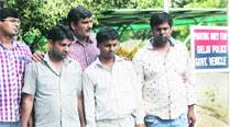 Vice-principal among 3 held for exam paperleak
