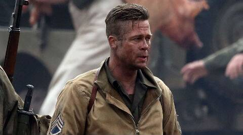 Brad pitts war drama fury to release in india on nov 14 the fury will be distributed by pvr pictures in india urmus Images