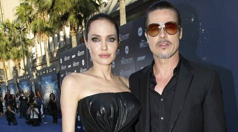Brad Pitt was recently attacked by a prankster at the premiere of Angelina Jolie's 'Maleficent'.