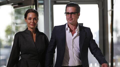 Brad Pitt and Angelina Jolie have added a massive skate park to their newly constructed Los Feliz home.