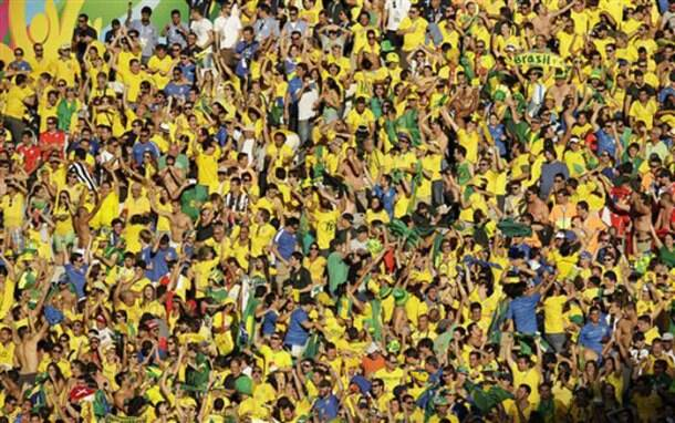 FIFA World Cup: Selecao light up Estadio Mineirao