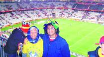 Pune fans head for Brazil to catch football Samba