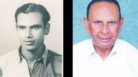 Ahmed Khan, then and now