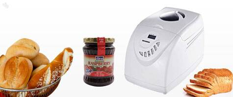 For that healthy slice of bread: You can try Bread Maker to bake perfect bread at home