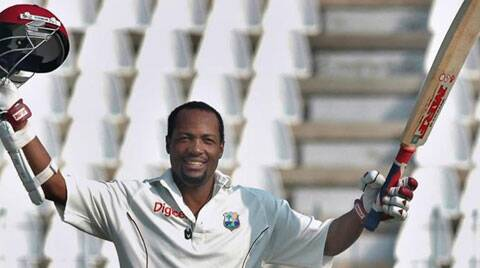 Brian Lara is also playing in the MCC v Rest of the World fixture on July 5th alongside the likes of Sachin Tendulkar and Shane Warne. (Source: AP File)