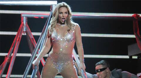 Britney Spears to launch lingerie line