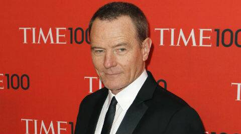 """When asked whether Walter White could show up in a movie or anywhere else ever again, Bryan Cranston said, """"Never say never."""" (Source: Reuters)"""