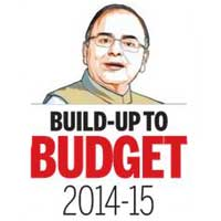 Budget 2014-2015. Courtesy: IndianExpress