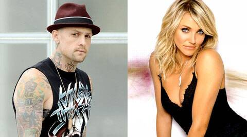 Musician Benji Madden has sort of confirmed he is dating Cameron Diaz.