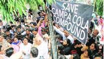 Shut out, BMC vows to return today with policecover