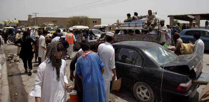 Villagers flee as Pak relaxes curfew in violence-hit North Waziristan