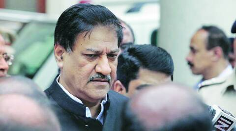 Prithviraj Chavan on Saturday gave up his transport portfolio in a bid to accommodate new ministers inducted in his council of ministers.