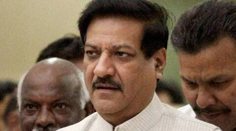 I am open to any option or solution on the Campa Cola issue within the ambit of the Constitution and the law, said Prithviraj Chavan. (Source: PTI)