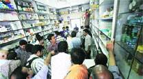 Patients left in the lurch,  kin scramble for medicines
