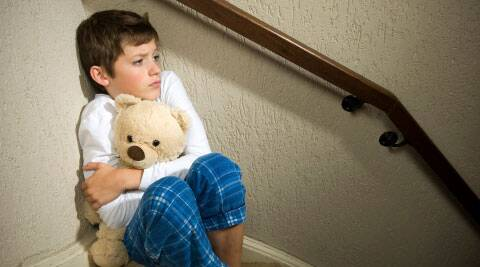 Childhood maltreatment acts as a severe stressor that produces a cascade of physiological and neurobiological changes that lead to enduring alterations in the brain structure. Source: Thinkstock Images