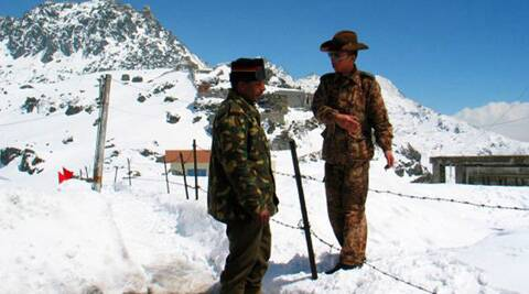 Arunachal Pradesh shares a total of 1,126 km of its international border with China.