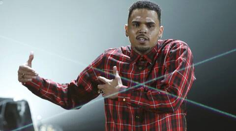 Chris Brown has released his new single 'New Flame' after first post-jail performance at 2014 BET Awards.