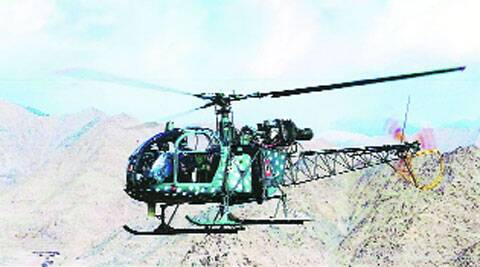 Both the crashes involved the indigenous Advanced Light Helicopters (ALH) that had been inducted by Army Aviation to work well beyond their design capacity to supply troops at high altitudes.