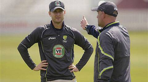 Clarke said he wants as strong a team as possible alongside him. (Source: Reuters)