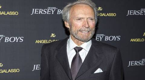 Clint Eastwood is rumoured to be dating his hotel's hostess Christina Sandera. (Source: Reuters)