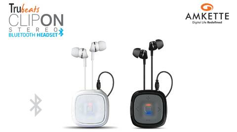 4 in 1 Stereo Bluetooth headset form music and calls