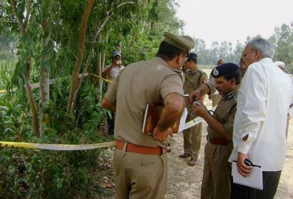 Another girl found hanging from tree in UP