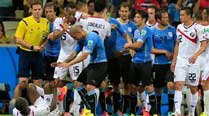 FIFA World Cup: Clinical Costa Rica fight back to stun Uruguay