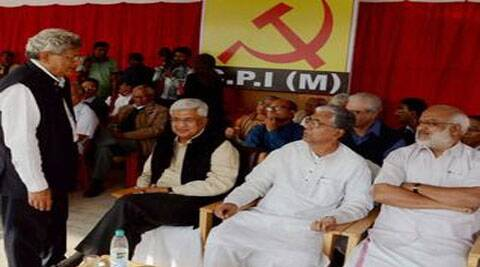 Political analysts feel that the CPI(M), which witnessed its worst ever tally since its formation in 1964, is facing the threat of losing the opposition space to BJP, (Source: PTI)