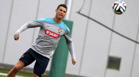 Ronaldo also missed last Saturday's friendly with Greece. (Source: Reuters)