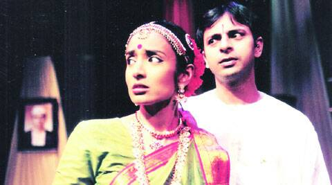 A scene from Dance Like A Man, one of the five plays filmed by CinePlay