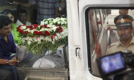 Munde's body flown to his native place for funeral