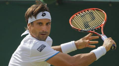 David Ferrer lost 6-7 (5), 6-0, 3-6, 6-3, 6-2 (Source: AP)