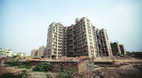 Until earlier this year, DDA was struggling to complete and hand over flats under its 2010 scheme. (Express archive)