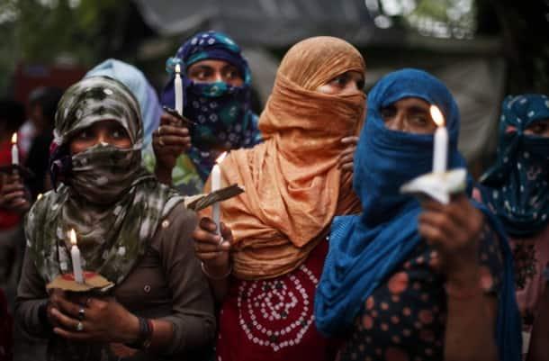 India protests against Badaun gangrape