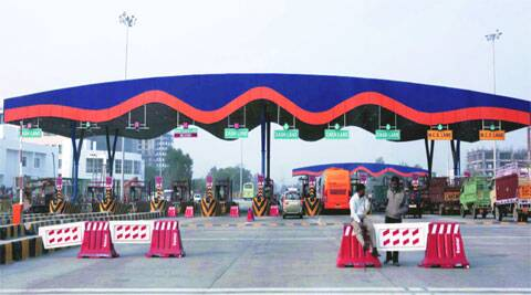 Those found not paying the toll tax will be penalised, civic officials said. (Source: Express archive)