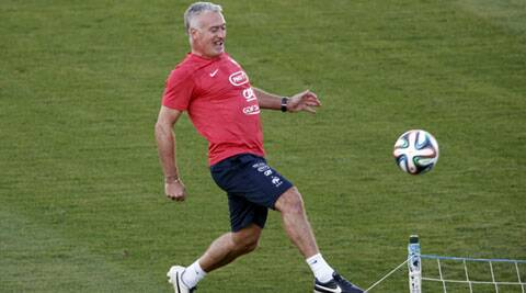 Didier Deschamps was also the part of the French team which won the  World Cup in 1998. (Source; Reuters)