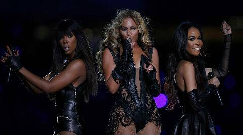 Kelly Rowland: I have soul mates through Beyoncé and Michelle and Angie and Solange and LaLa. (Source: Reuters)