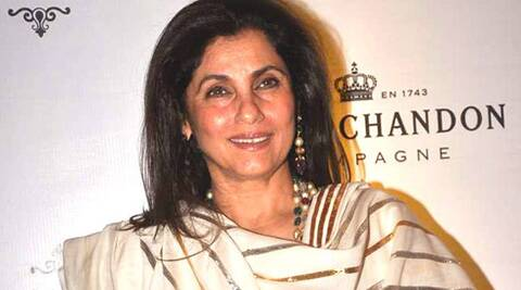 Dimple Kapadia will play the role of  Kunal Roy Kapur and Vir Das' mother.