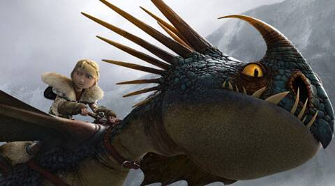 Review: How To Train Your Dragon 2