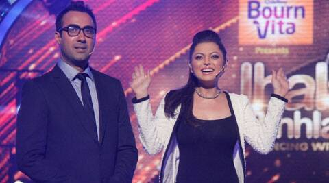In a tweet, Drashti informed her fans of her exit.