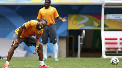 Drogba, battling fitness issues, has made an impact as a 'super-sub' (Source: Reuters)