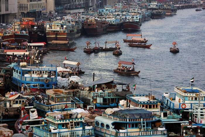 Dubai Creek, heart of a changed city