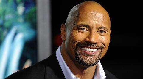 "Dwayne Johnson said it was hard to overcome the ""absolute worst time"" of his life. (Source: Reuters)"