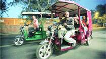 e-rickshaws illegal, notifies Road Ministry, over 100 impounded