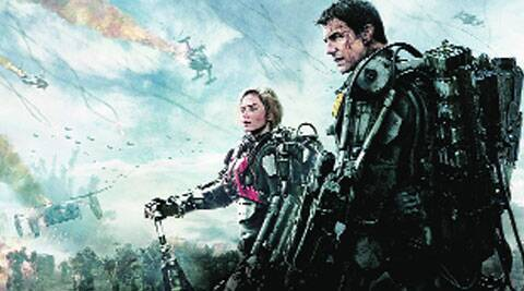 Edge of Tomorrow is based on Japanese novel All You Need Is Kill.