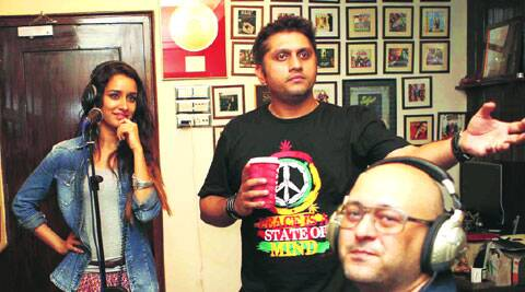 Image result for shraddha kapoor and mohit suri