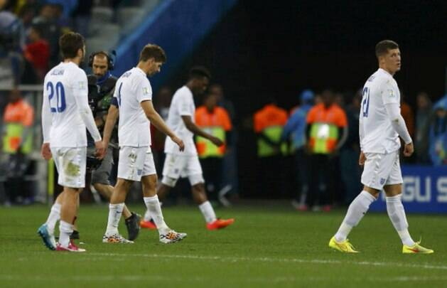 FIFA World Cup: Luis Suarez tames Three Lions