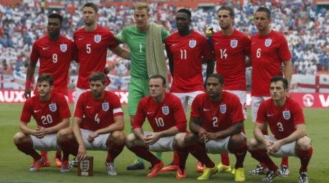 England start their campaign on June 15 against Italy. (Source: Reuters)